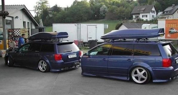 Прицеп из машины